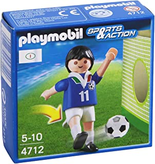 playmobil 4712 joueur de football italien
