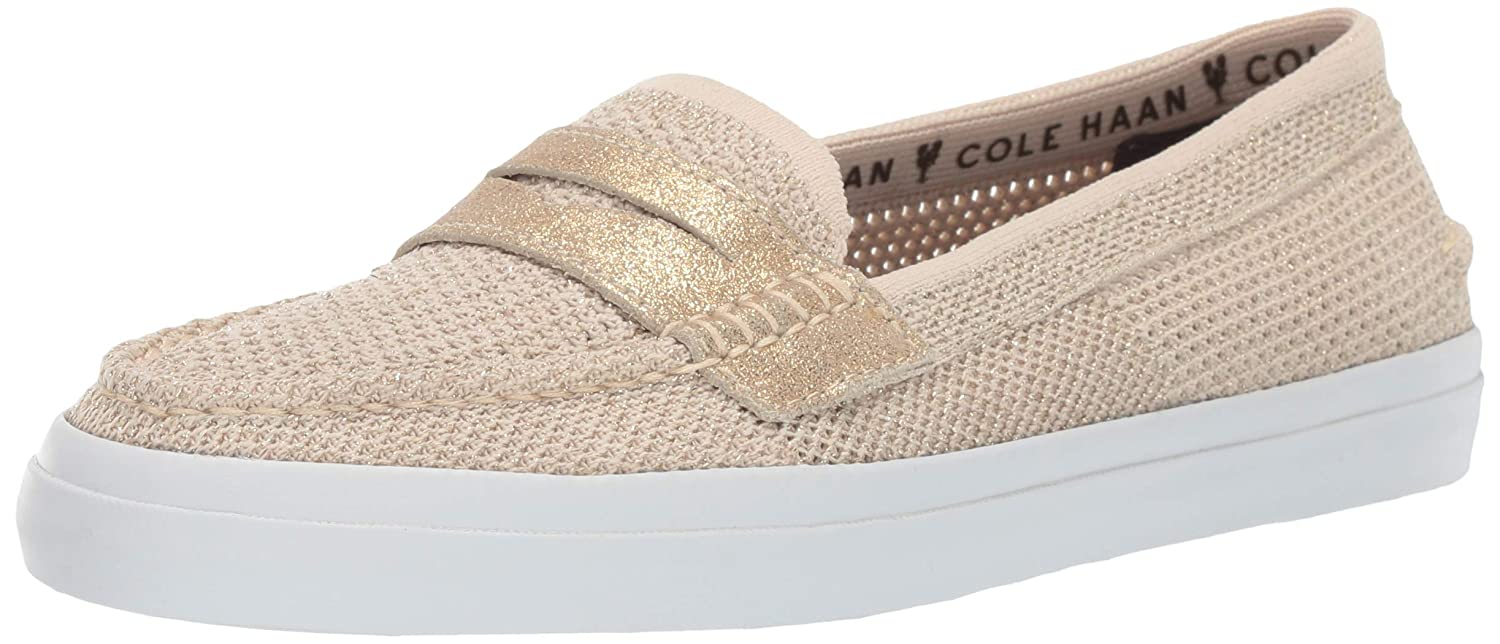 57b05b09656 Amazon.com | Cole Haan Women's Pinch Weekender Lx Stitchlite Loafer Flat |  Loafers & Slip-Ons