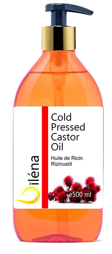 Aceite de Ricino Puro Castor Oil Acelerador Crecimiento Cabello ...