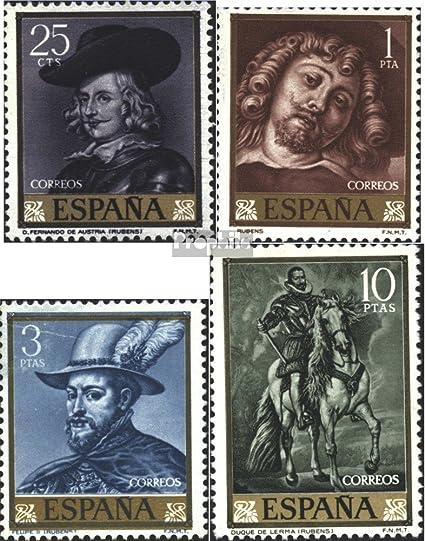 Prophila Collection España Michel.-No..: 1322-1325 (Completa.edición.) 1962 Peter Paul Rubens (Sellos para los coleccionistas) Pintura: Amazon.es: Juguetes y juegos