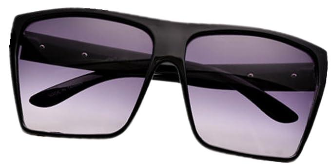 Ardisle Sunglasses Designer Mens Man Ladies Womens Large Big Oversized Wrap  Shades Retro (Black)  Amazon.co.uk  Clothing be192531e