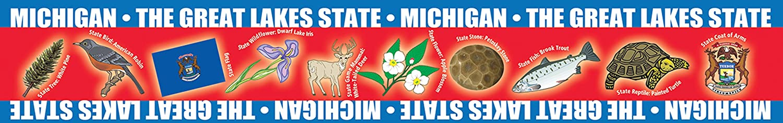 Michigan Confini Per Bulletin Boards