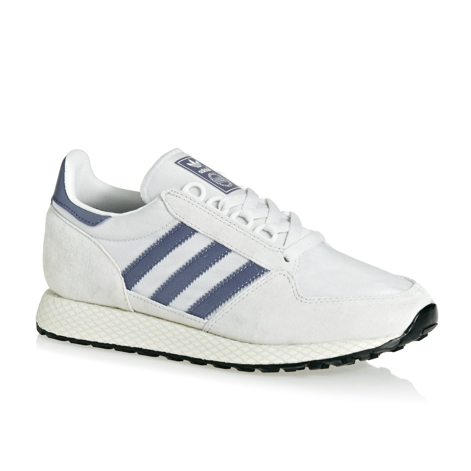 quality design 14583 8c412 Galleon - Adidas Originals Forest Grove W Shoes 5.5 B(M) US Women  4.5 D(M)  US Crywhtclowhicblack