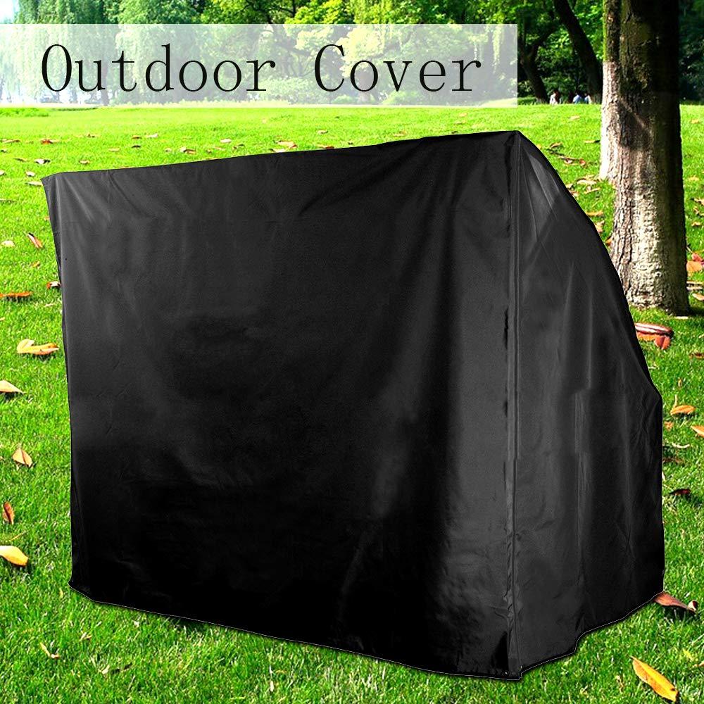 Willtone Copertura Dondolo Impermeabili giardino patio mobili per esterni 3 posti swing Seat amaca coprire