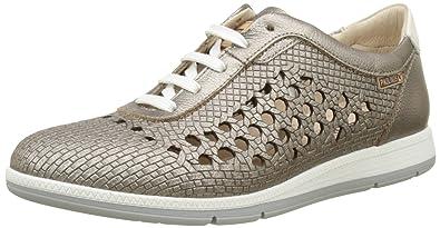 Sevilla W1m_v17, Sneakers Basses Femme, Marron (Brandy), 36 EUPikolinos