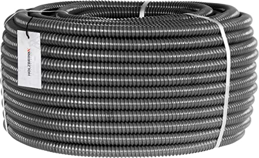 HOLZBRINK Manguera para Estanque Manguera Espiral de 19 mm (3/4