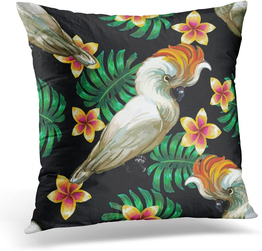 Duplins Throw Pillow Case Square Home