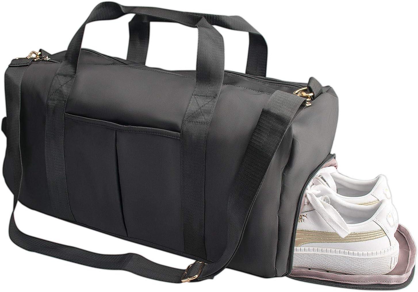 Broad Bay NCAA University of Missouri Duffel Bag Mizzou Gym Bags w//Shoe Pocket