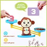 CoolToys Monkey Balance Cool Math Game for Girls