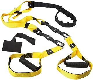 Energetics Functional Trainer Pro schlinge Trainer, Black/Yellow Light, One size ADIL0|#adidas 256907