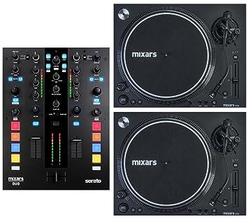 Amazon.com: mixars Duo mezclador de DJ para serato W/2 sta ...