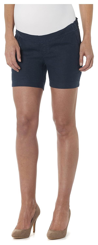 Noppies Kids Shorts Utb Jenna - Pantalones Cortos Mujer color blau (dark blue c165) talla 44 50304