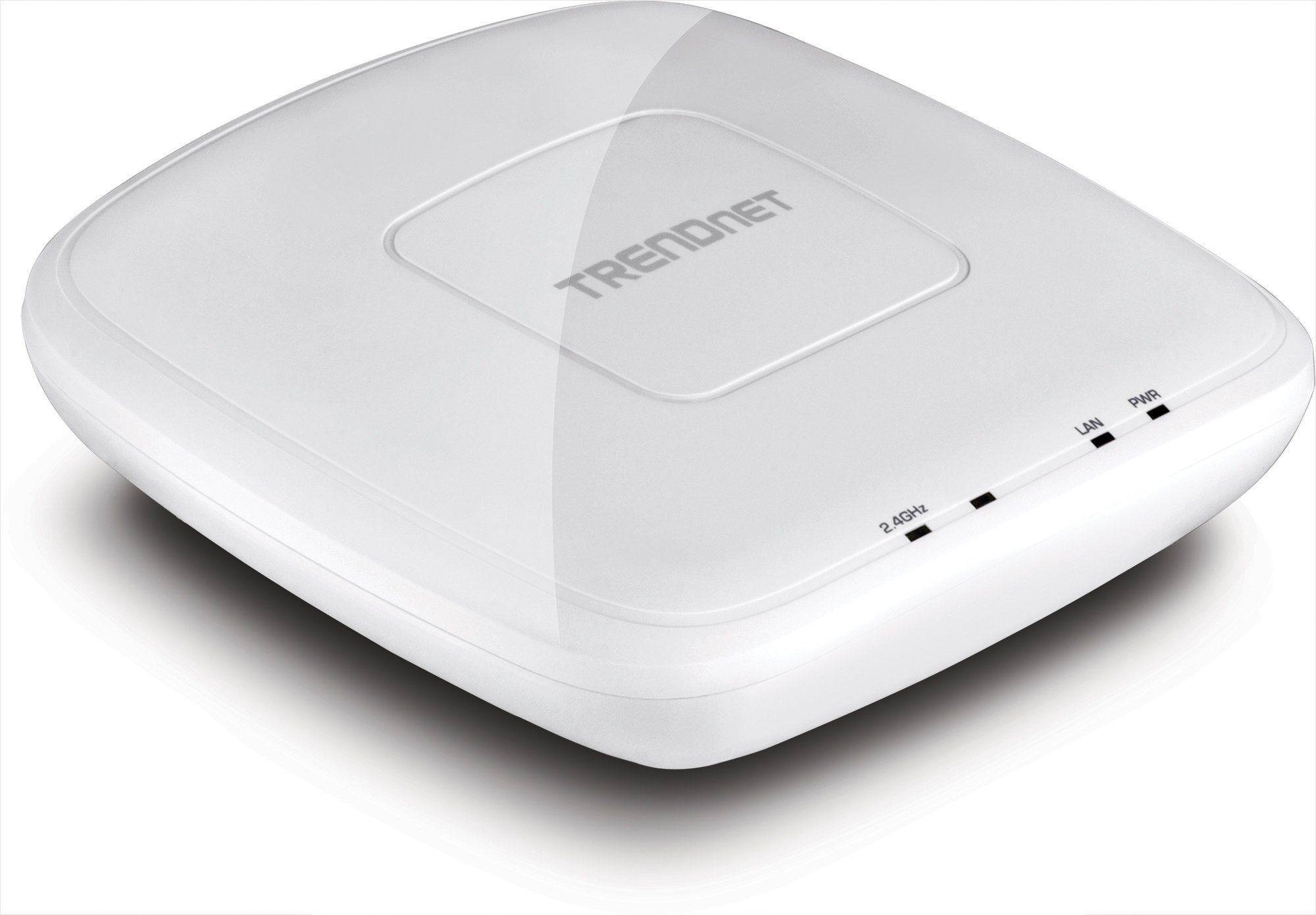TRENDnet N300 Wireless PoE Access Point with Software Controller, Gigabit, AP, Client, 802.3af (TEW-755AP)