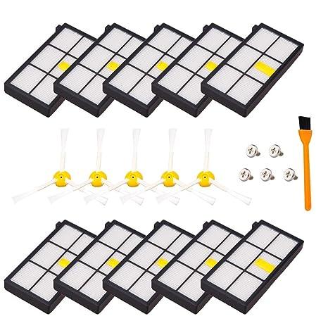 honfa para Roomba serie 800 900 870 880 980 960 865 de repuesto iRobot Roomba filtros