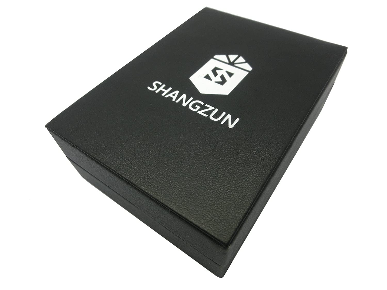 2 Sizes Shang Zun Gift for Dad 8 Pcs Love Notes Stainless Steel Collar Stays in Box