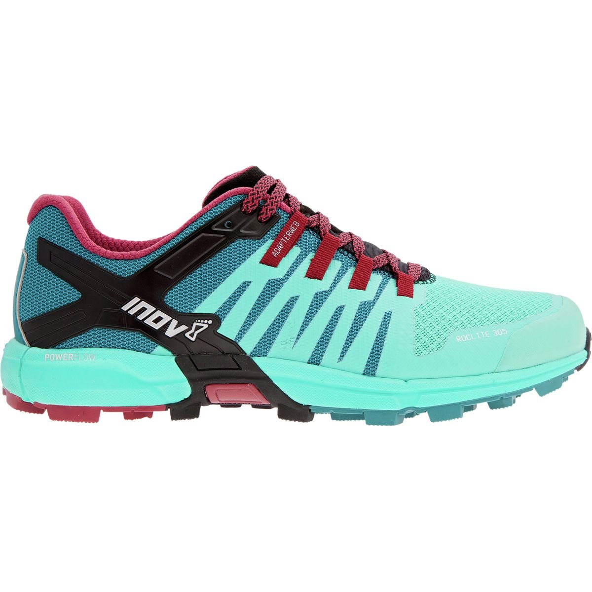 Inov8 Roclite 305 Women's Trail Running Shoes - SS17 - 7.5 - Blue