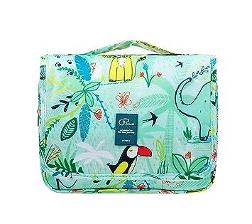 16ecfb3417 Hanging Travel Toiletry Bag Women Flamingo Waterproof Toiletries Bag Girls  Toilet Bag Wash Bag Organizer Makeup