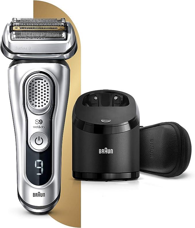 Braun Serie 9 - Maquinilla de afeitar: Amazon.es: Salud y cuidado personal