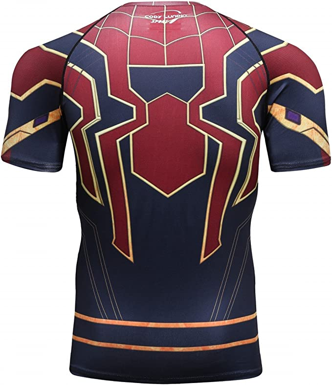 Cody Lundin Camisa para Hombre Apretada Camiseta cómica Transpirable Camiseta para Hombre Deportiva para Hombres Camiseta para Correr: Amazon.es: Ropa y accesorios