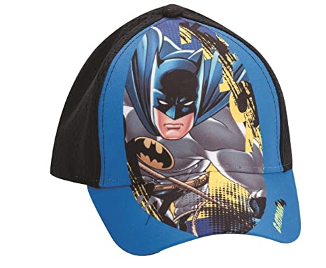42d61eb58ea Official Licensed Batman Boys Black Hat - Licensed DC Comics Merchandise