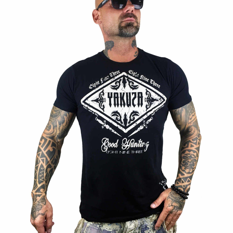 Yakuza Men Overwear / T-Shirt Good Hunting