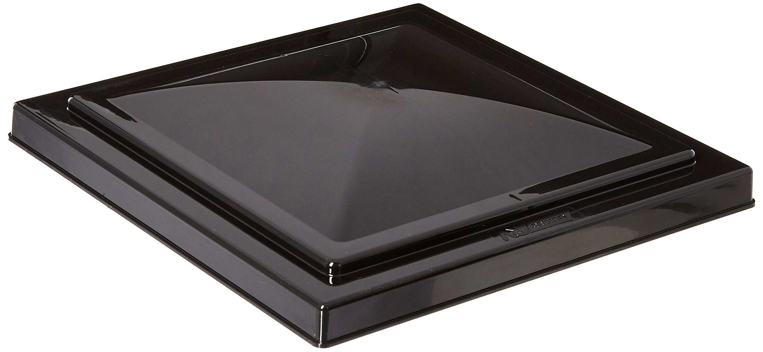Camco 40172 Replacement Vent Lid (Elixir (pre 1994) Black Polycarbonate Break Resistant) by Camco