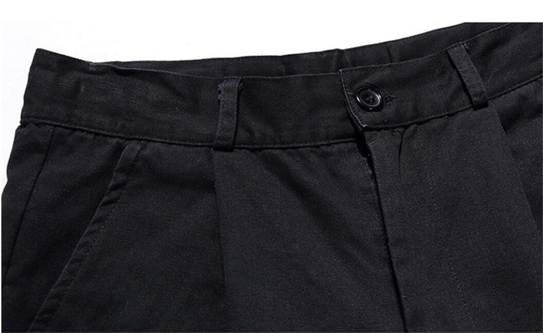 XiaoTianXinChildrenscostumes XTX Children Cotton Uniforms Plain Front Stretch School Dress Pants