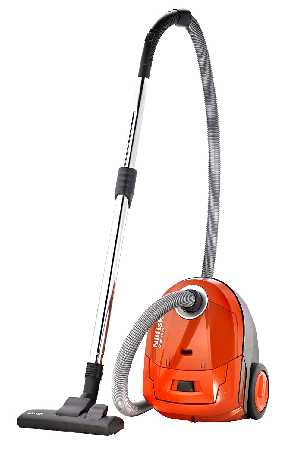Nilfisk Coupé Neo Orange, 480 W, 2000 W, 220-240 V, 50/60 Hz, 3 L, Naranja: Amazon.es: Hogar