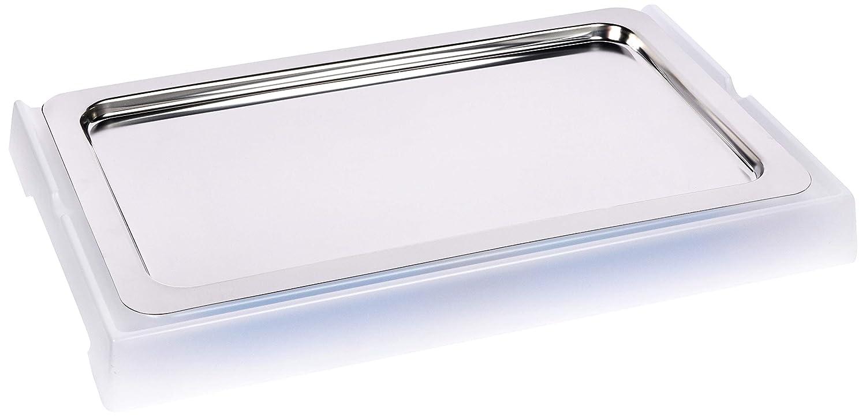 Stalwart m11503 Chilled pantalla unidad 1/1 Gastronorm, bandeja y cubierta: Amazon.es: Industria, empresas y ciencia