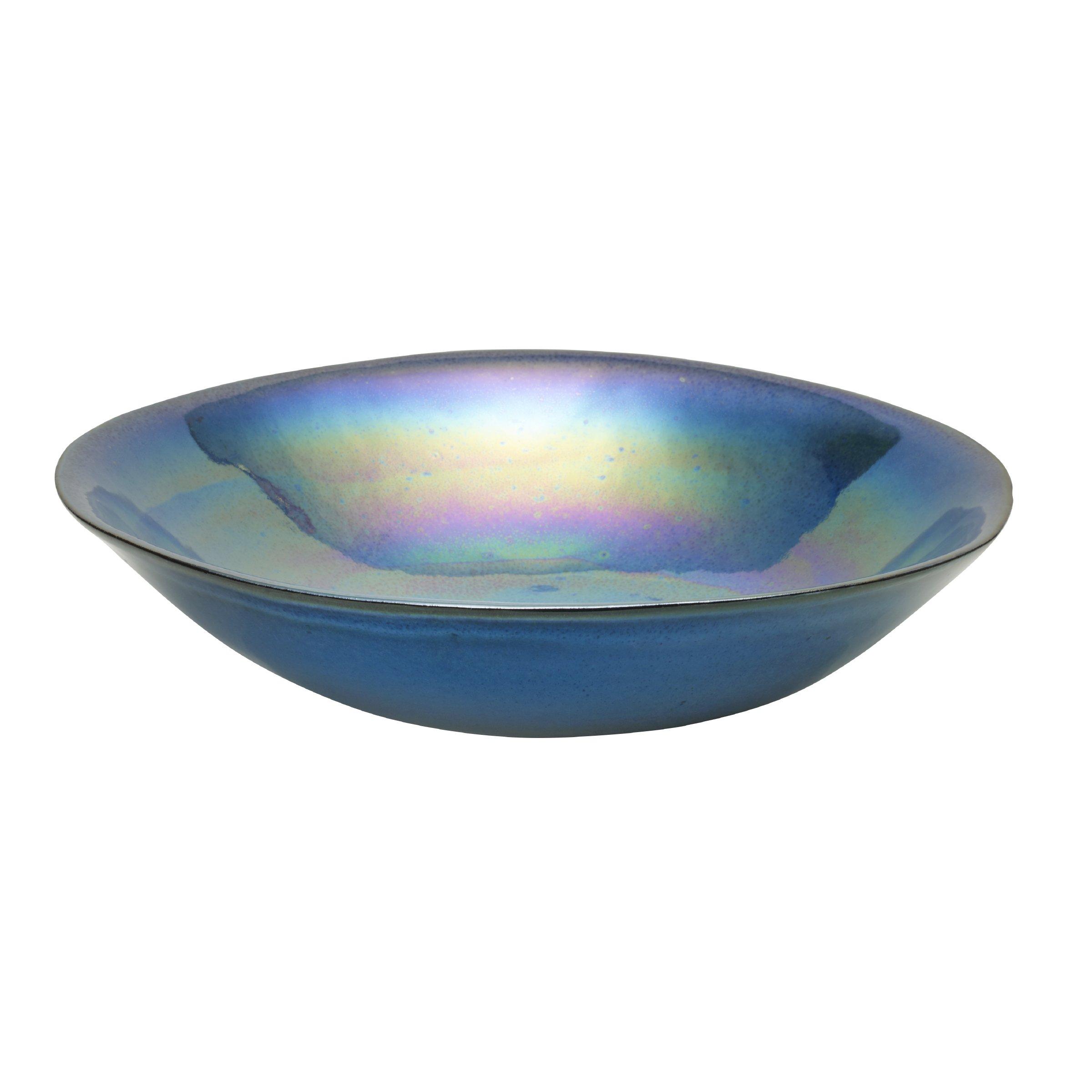 Mikasa Coronado Vegetable Bowl, 11.75-Inch, Cobalt