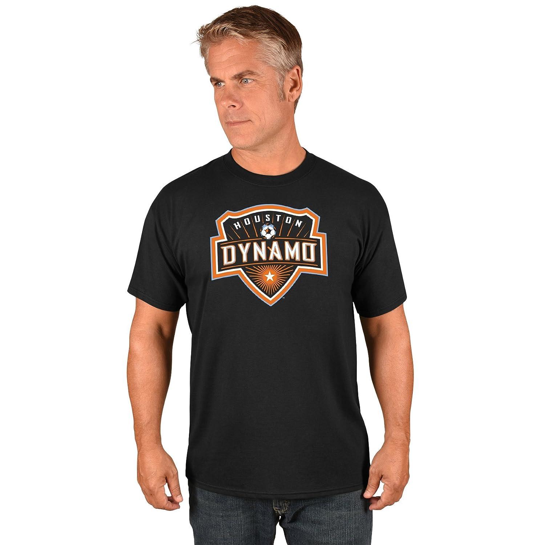 上品な ヒューストンダイナモMLSメンズチームロゴTシャツ Small Small B06XGJVTNB B06XGJVTNB, オーダースーツのフェローズ:36506c71 --- a0267596.xsph.ru