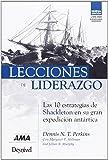 Lecciones De Liderazgo (Literatura (desnivel))