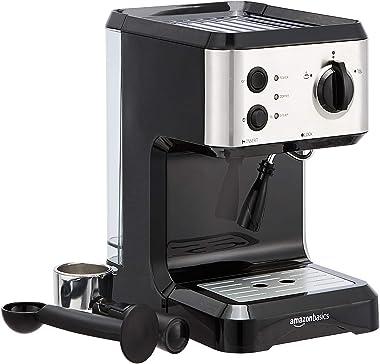 AmazonBasics Espresso Coffee Machine