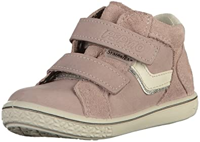 Ricosta Mädchen Laif Hohe Sneaker, Pink (Viola), 22 EU
