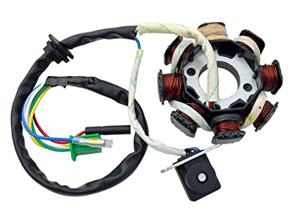Amazon Go Kart 150cc 8 Post Stator Trailmaster Hammerhead. Go Kart 150cc 8 Post Stator Trailmaster Hammerhead M15010512008. Wiring. Hammerhead 150cc Go Kart Wiring Diagram At Scoala.co