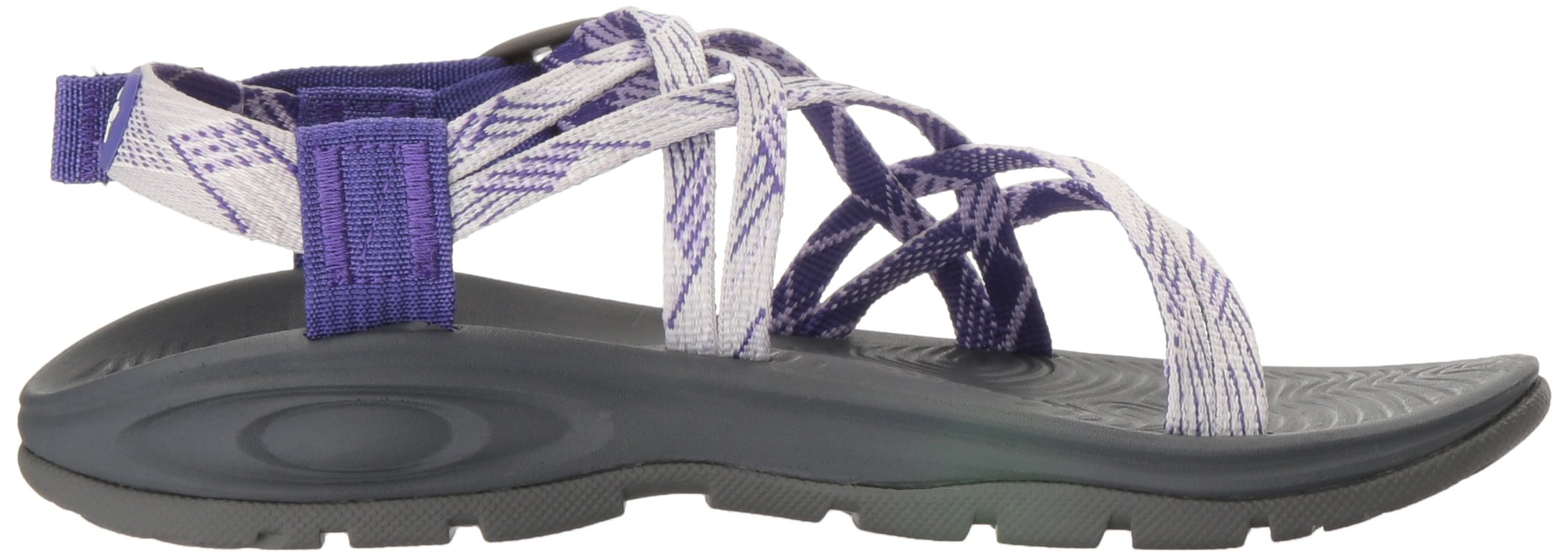 Chaco Women's Zvolv X Athletic Sandal, Lavender Liberty, 6 M US by Chaco (Image #7)