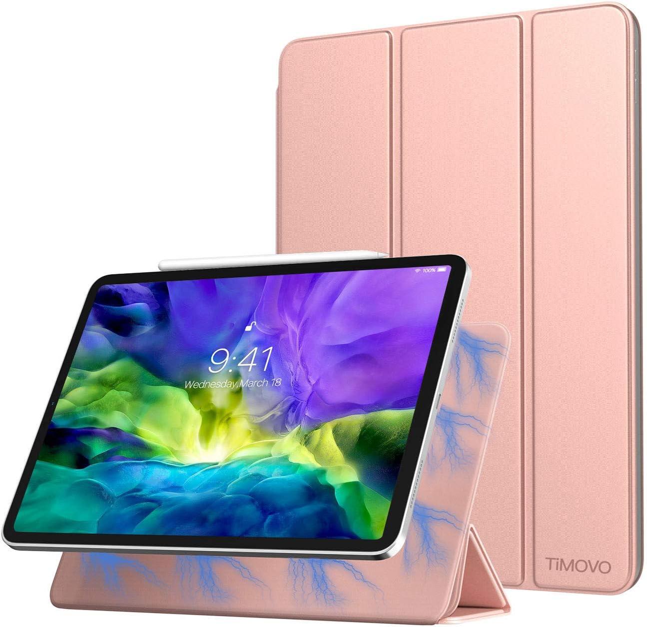 Funda para iPad Pro 11 2da Gen A2228/A2068/A2230/A2231 Rosa