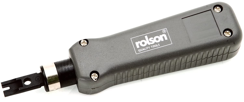 Rolson 20860 Telecom Punch Down Tool
