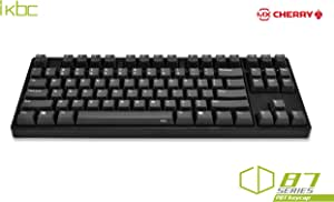 IKBC-CD Black/TenKeyLess Cherry MX Clear