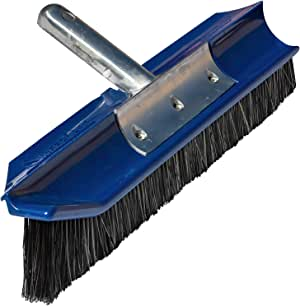 "SweepEase 654367706282-SS/Combo-18 Stingray SS/PolyPool Brush, 18"" x 2.5"" x 6.6"", Bright Green/Royal Blue"