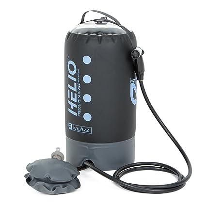Amazon.com   Nemo Helio Portable Pressure Shower with Foot Pump ... 4c3993b1b0c96