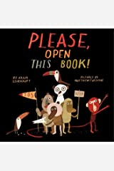 Please, Open This Book! Kindle Edition