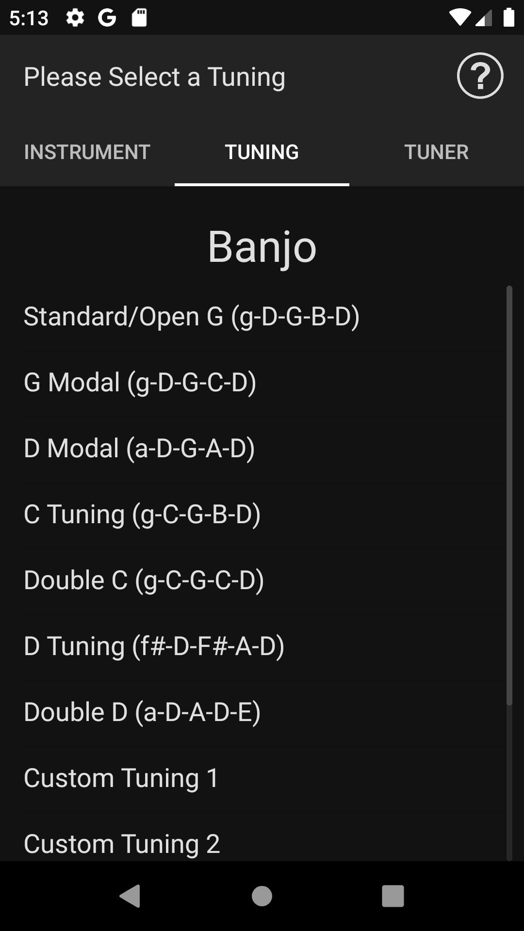 Music Toolkit - Sintonizador de banjo: Amazon.es: Appstore para ...