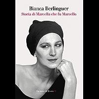 Storia di Marcella che fu Marcello (Italian Edition) book cover