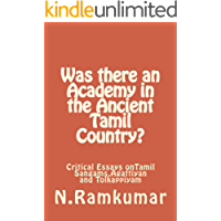 Was there an Academy in the Ancient Tamil Country?