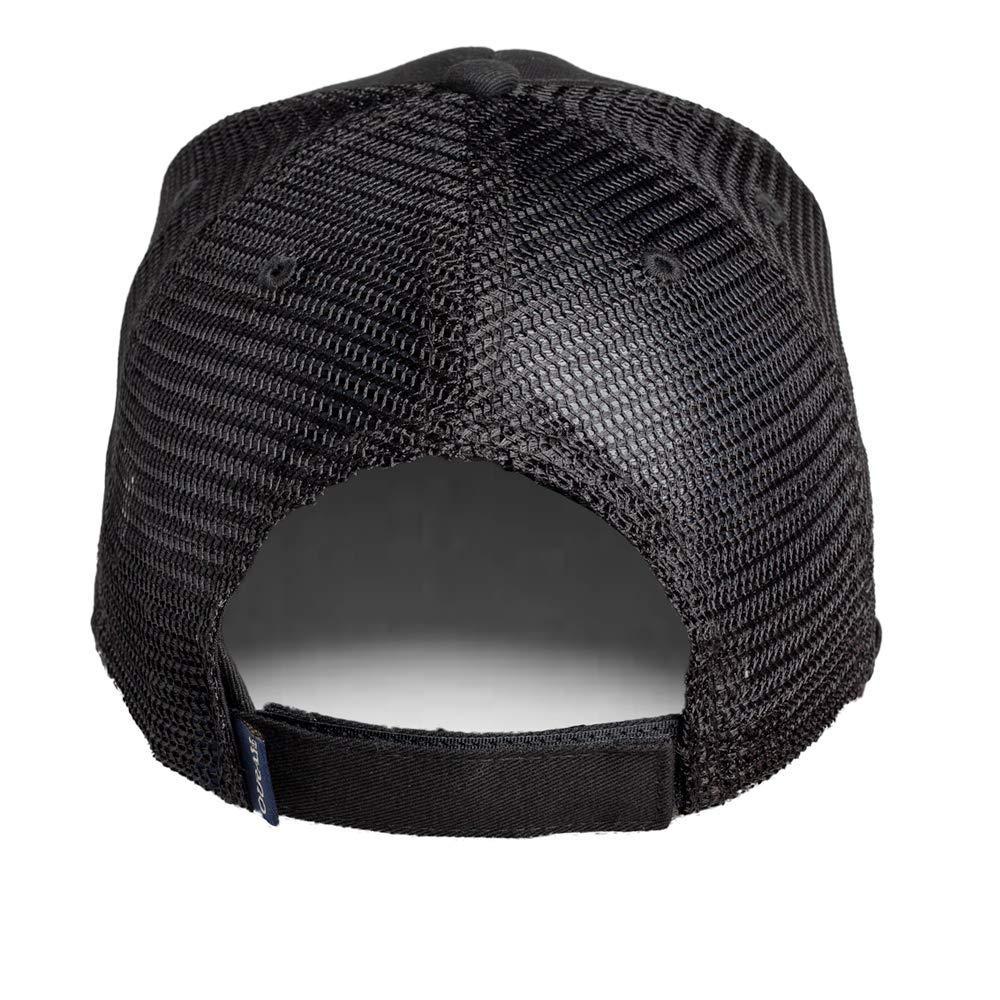 Black//Black Ouray Sportswear NASCAR Kevin Harvick 51072-BK//BK-Adjustable-Harvick Sports Fan Novelty Headwear Adjustable