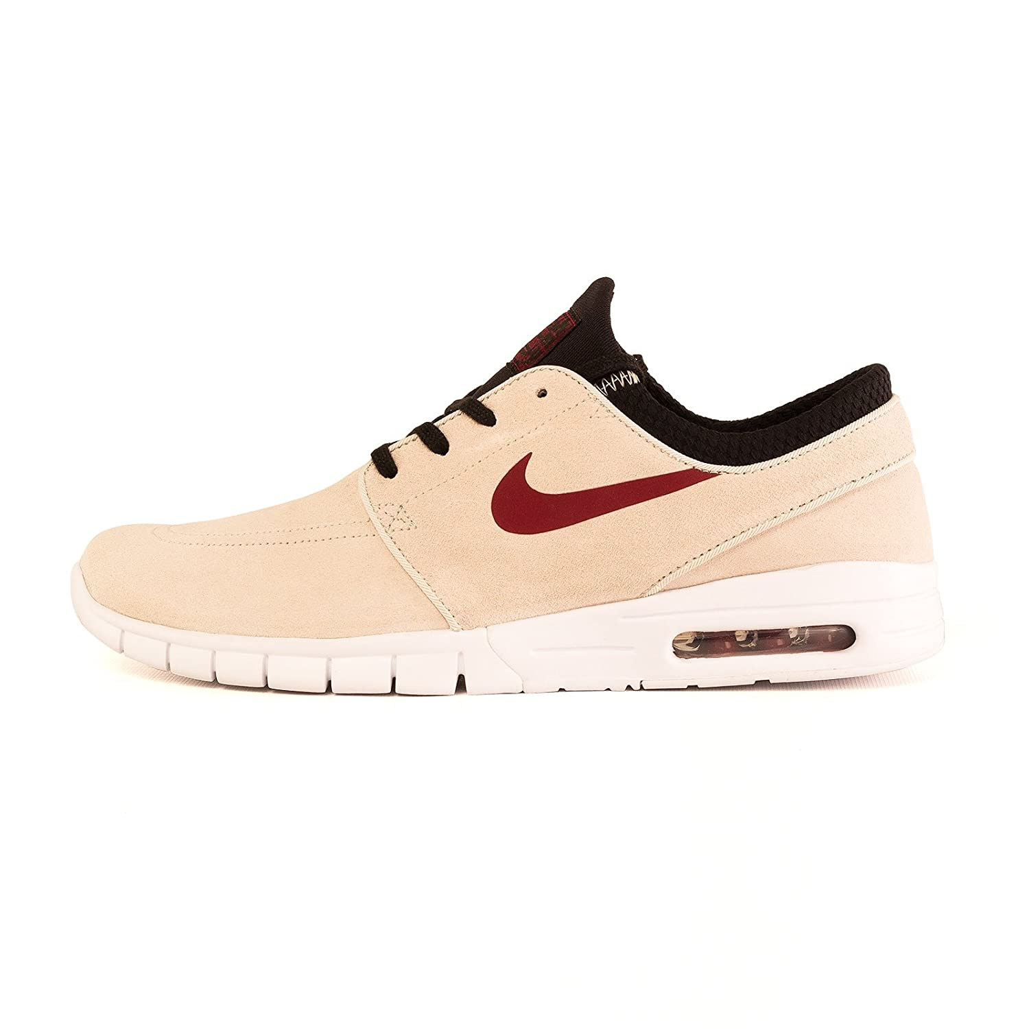 sale retailer da9dc 082e9 Nike SB Stefan Janoski Max L Men s Skateboarding Shoe white Size  5.5 UK   Amazon.co.uk  Shoes   Bags