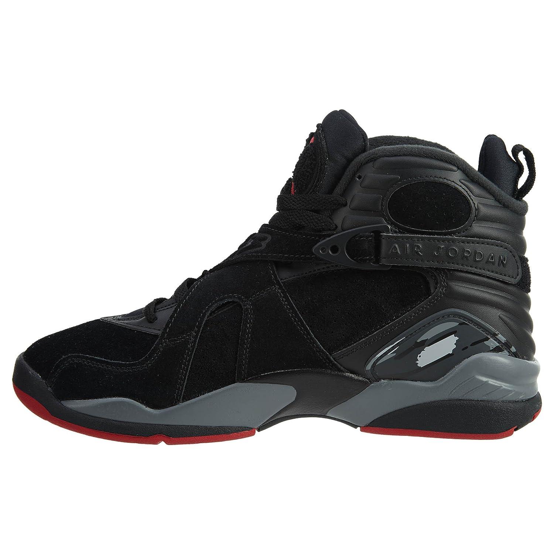 5ca810dd4a8 Amazon.com | Jordan Mens Air 8 Retro Bred Sneaker Shoe | Fashion Sneakers