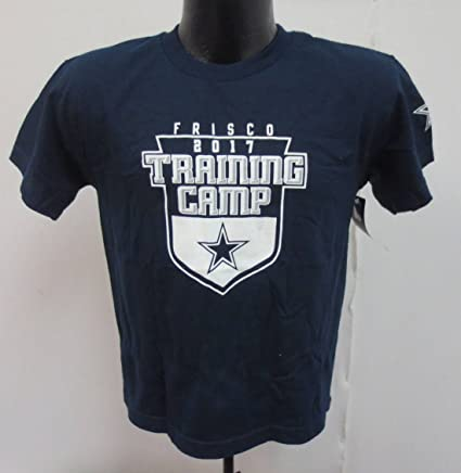 Image Unavailable. Image not available for. Color  Dallas Cowboys Training  Camp 2017 Frisco Blue Tee Shirt Mens XL - NEW WITH TAGS fd06d8dbc