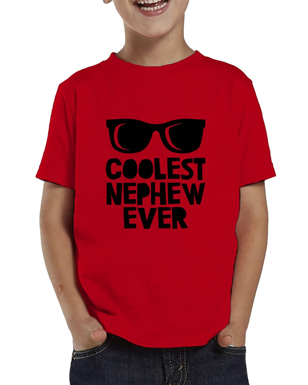 SpiritForged Apparel Coolest Nephew Ever Toddler T-Shirt
